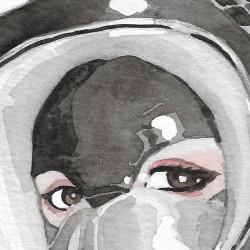 Patreon Illustration for print, November 2016