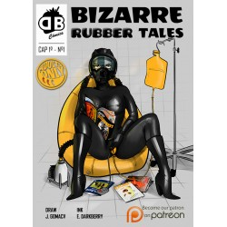 PRINT BIZARRE RUBBER TALES - 1