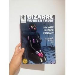 Printed BIZARRE RUBBER...