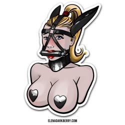 Sticker - Ponygirl
