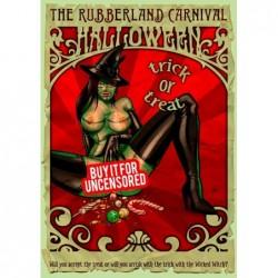 Rubberland Halloween, Poster